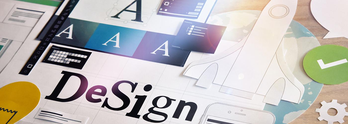 Professionelle Gestaltung und Bildbearbeitung